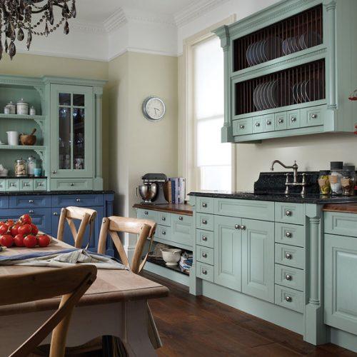 kitchen design CORNELL PAINTED
