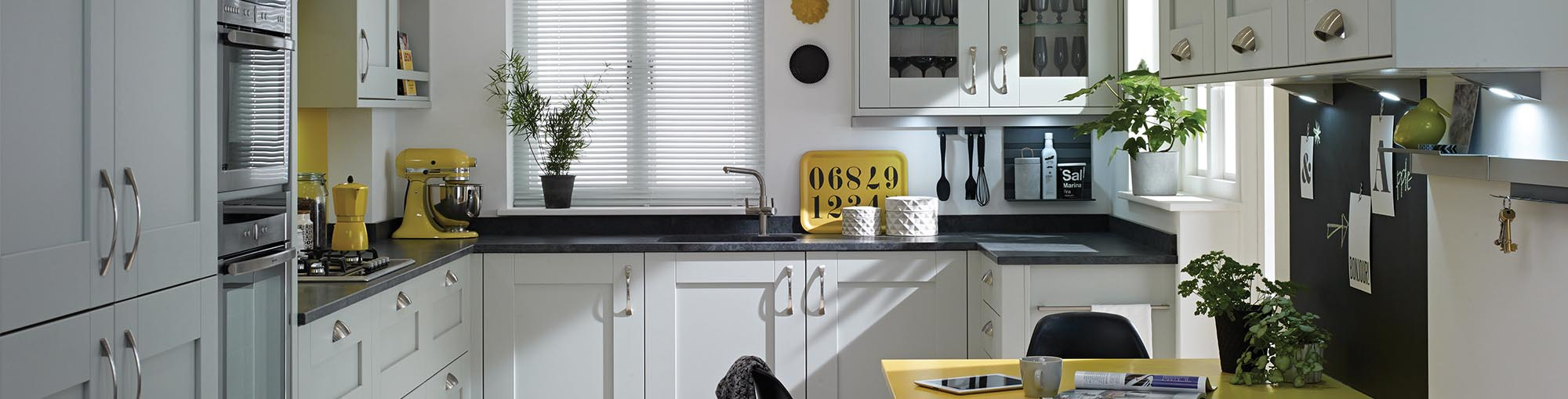 Millbourne-Partridge classic kitchen doors